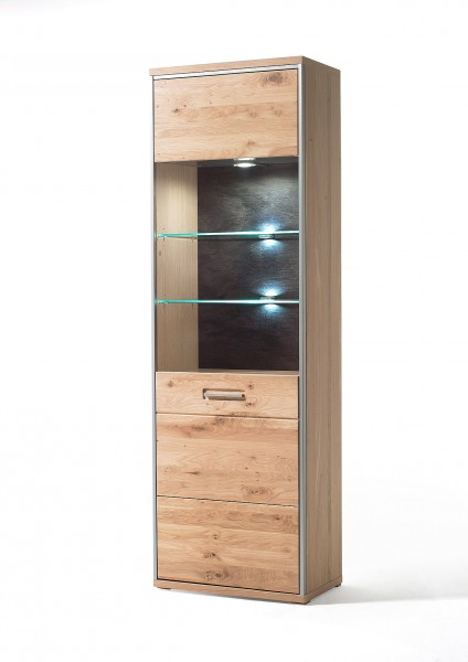 MCA Furniture Espero Vitrine R ESP11T15