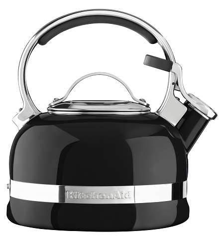 KitchenAid Wasserkessel 1,9 Liter KTEN20SB Onyx Black