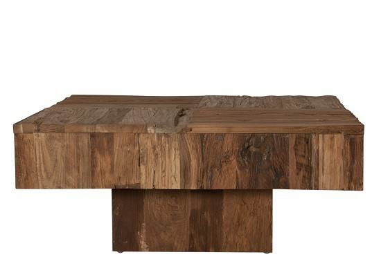 Sit Möbel Couchtisch 80 x 80 cm Seadrift 6294-01