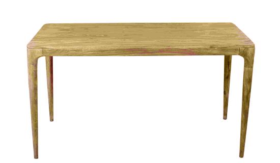 Sit Möbel Tisch 180 x 90 cm Mid Century 11618-01