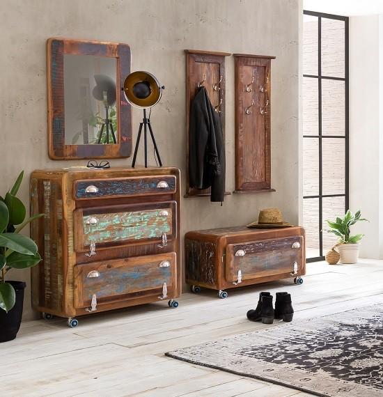Sit Möbel Dielen-Set Fridge 18000-70
