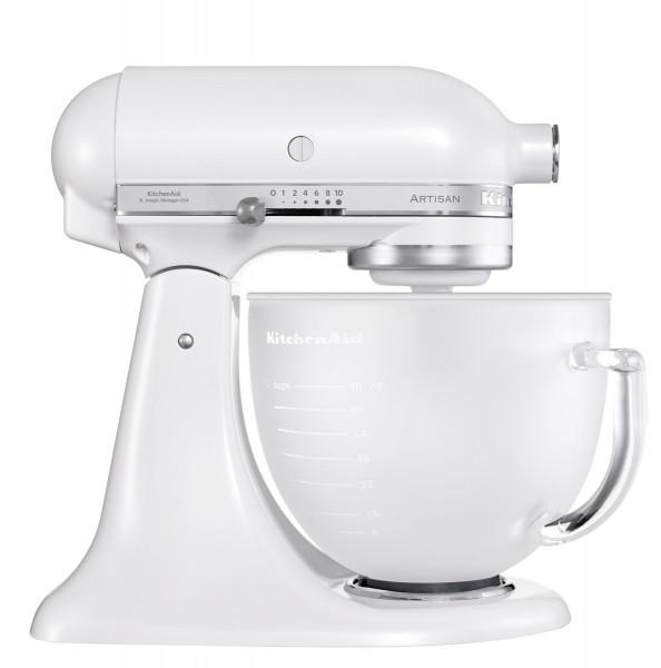 KitchenAid Küchenmaschine Artisan 5KSM156PSEFP Frosted Pearl
